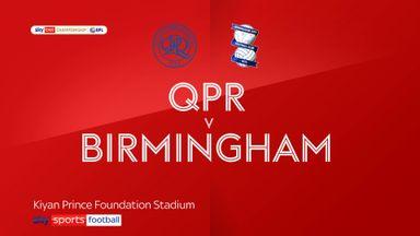 QPR 0-0 Birmingham