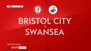 Bristol City 1-1 Swansea
