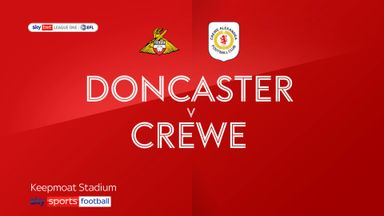 Doncaster 1-2 Crewe