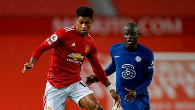 HT Manchester Utd 0-0 Chelsea