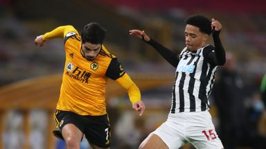 HT Wolves 0-0 Newcastle