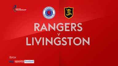 Rangers 2-0 Livingston
