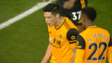 Jimenez rocket gives Wolves the lead! (80)