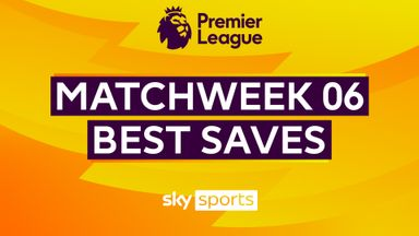 PL Best Saves: Matchweek 6