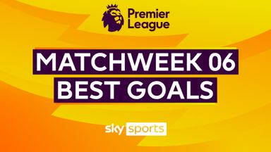 PL Best Goals: Matchweek 6