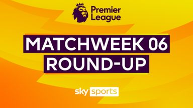 Premier League Matchweek 6 Round-up