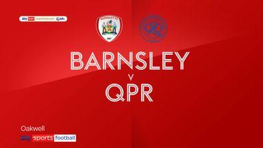 Barnsley 3-0 QPR