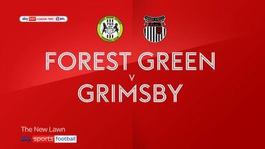 Forest Green 1-0 Grimsby