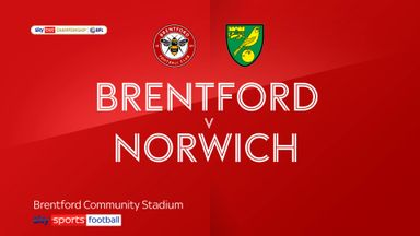 Brentford 1-1 Norwich
