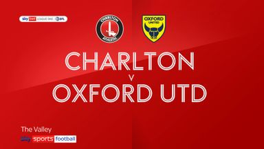 Charlton 2-0 Oxford Utd