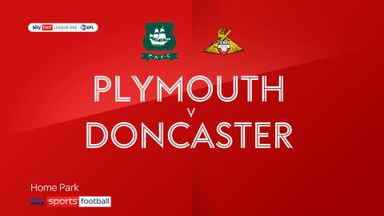 Plymouth 2-1 Doncaster