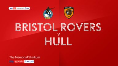Bristol Rovers 1-3 Hull