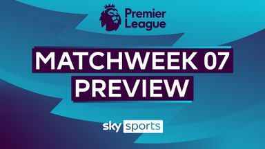 Premier League Matchweek 7 Preview