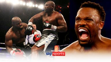 Chisora's biggest knockouts!