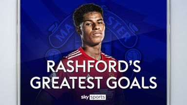 Marcus Rashford's Greatest PL Goals