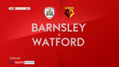 Barnsley 1-0 Watford
