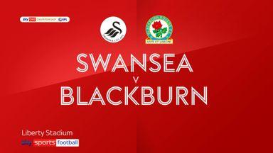 Swansea 2-0 Blackburn
