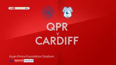 QPR 3-2 Cardiff