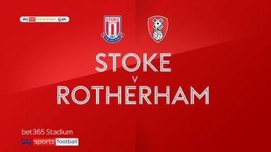 Stoke 1-0 Rotherham