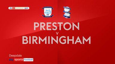 Preston 1-2 Birmingham