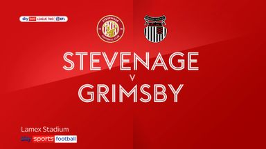 Stevenage 0-0 Grimsby
