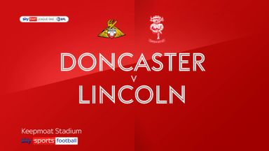 Doncaster 1-0 Lincoln