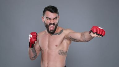 Patricky Freire ready for title shot