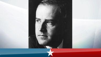 Joseph Biden as the Democratic Senate Candidate for Delaware.