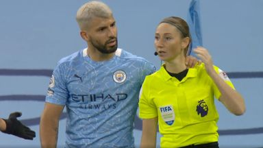 'Aguero and Massey-Ellis incident not a gender issue'
