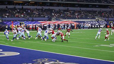 Cardinals 38-10 Cowboys