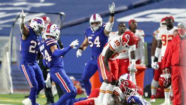 Chiefs 26-17 Bills
