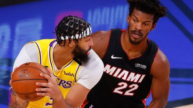NBA Finals Gm 1: Heat 98-116 Lakers
