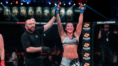 Cyborg: Blencowe is a tough opponent