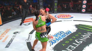 Blencowe's 22 second knockout!