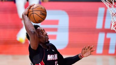 Bam's 25 in vain as Heat fall in Game 6