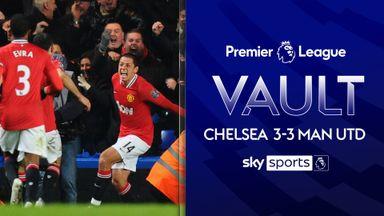 Vault | Chelsea 3-3 Man Utd