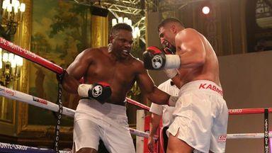 Chisora v Kabayel - Round 12