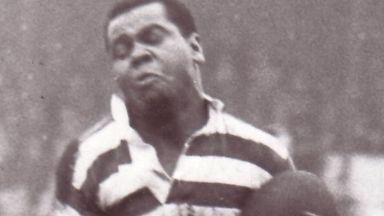 Colin Dixon: Wales' tireless forward