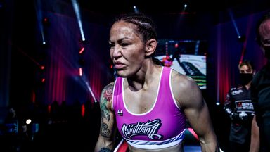 'Cyborg, Taylor biggest women's fight ever seen'