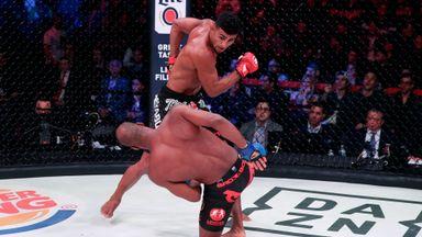 Lima's best knockouts!