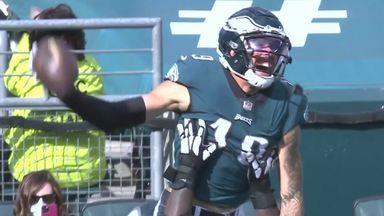 Eagles score crazy TD!
