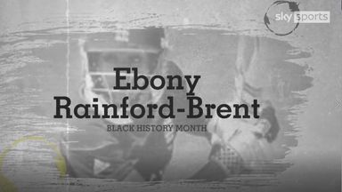 Ebony Rainford-Brent: History maker