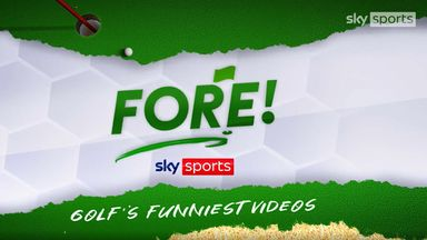 FORE! Golf's funniest videos