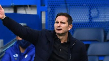 Lampard pleased with professional performance