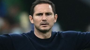 Lampard to discuss Chelsea's penalty options