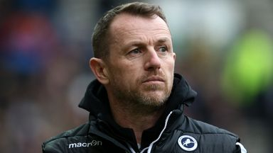 Rowett disappointed after fans boo taking a knee