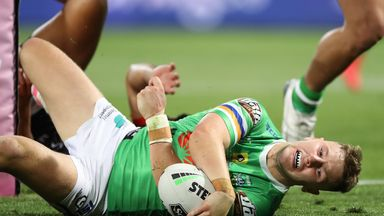 Williams bags 3rd NRL Finals try