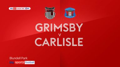 Grimsby 1-1 Carlisle