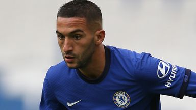 Ziyech: Lampard persuaded me to join