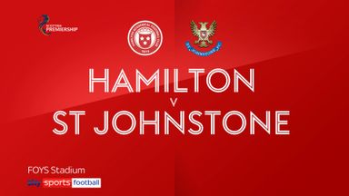 Hamilton 3-5 St Johnstone